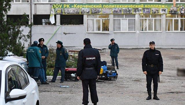 Преподаватель: керченский стрелок не мог заработать на оружие на практике