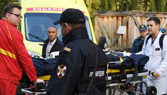 Шестерых пострадавших при трагедии в Керчи перевели в Симферополь