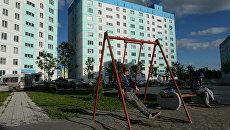 Плющихинский жилмассив в Новосибирске