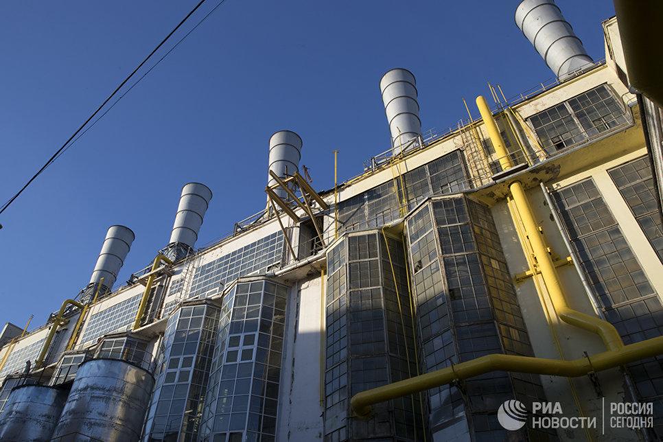 Окна энергетических котлов ГЭС-1