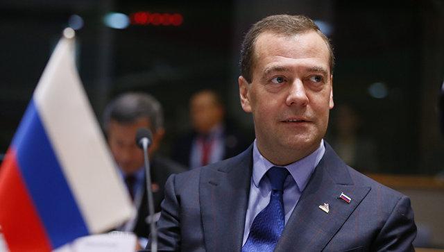 Медведев заявил о необходимости обновления ВТО