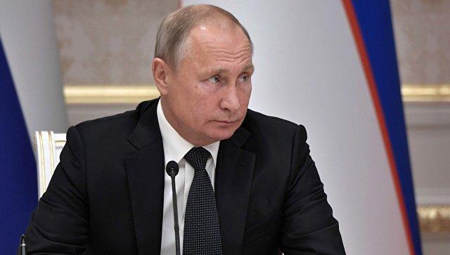 Путин заявил о востребованности отечественных электродвигателей