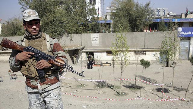 В Афганистане жертвами взрывов в день выборов стали 15 человек