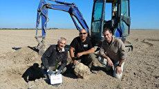 Метеорит массой 477 килограммов, найденный во Франции