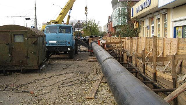 Строящийся Восточно-Кругликовский район в Краснодаре подключен к сетям водоснабжения