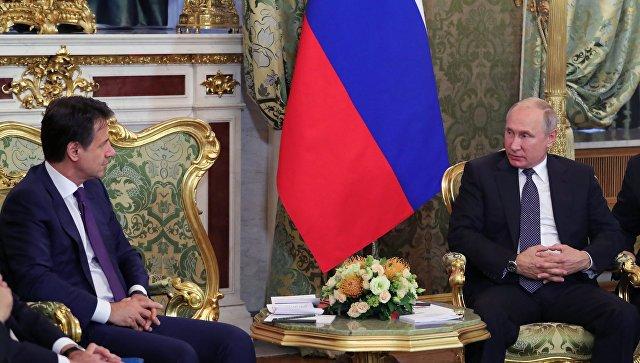 Путин рассказал о создании комфортных условий для иностранных инвесторов