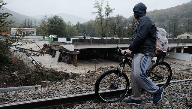 Первые выплаты пострадавшим от подтоплений на Кубани начнутся 27 октября