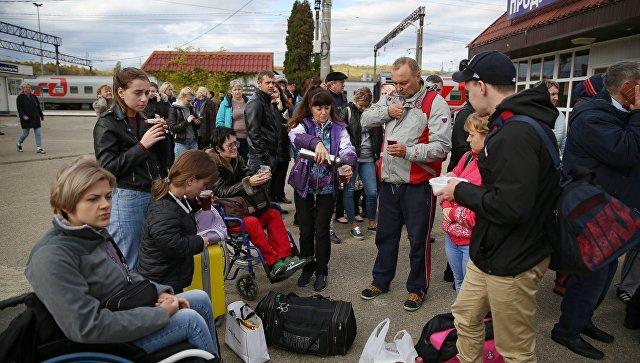 На Кубани было задержано и отменено движение 75 поездов