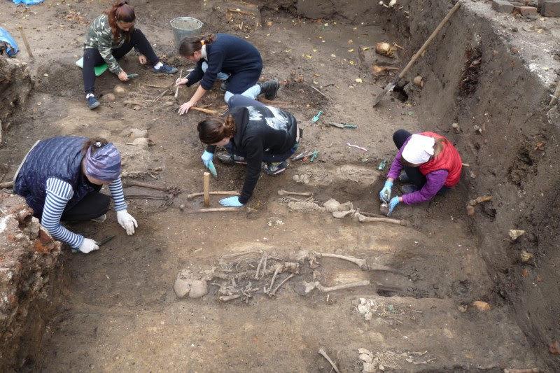 Археологи нашли в Нижнем Новгороде усадьбу домонгольских времен