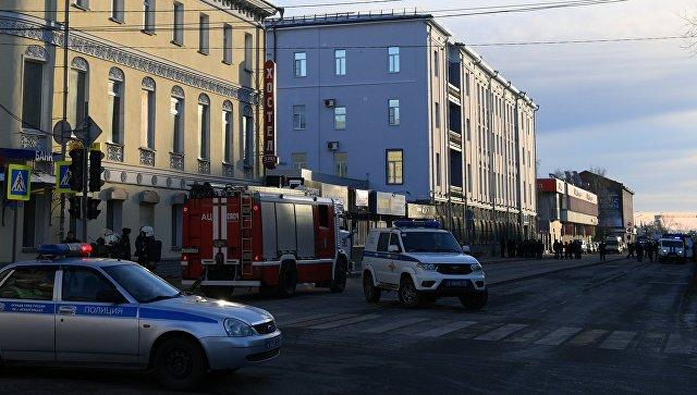 СК рассказал о террористе, взорвавшем бомбу в здании ФСБ в Архангельске