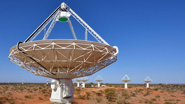 Ученые получили таинственные радиосигналы из космоса