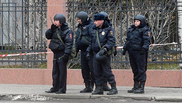 В здании управления ФСБ по Архангельской области совершен теракт