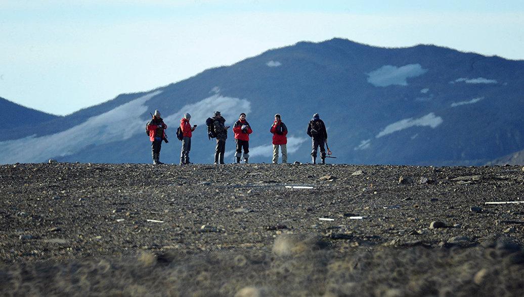 Развитие экотуризма в Арктике. Архивное фото.