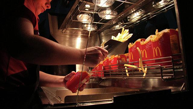 McDonald's не смог отменить штраф за продажу продукции без срока годности