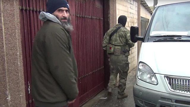 В Дагестане задержали пятерых членов экстремистской ячейки