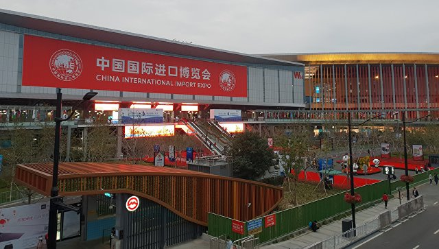 В Шанхае на ЭКСПО заключили сделки почти на 60 миллиардов долларов