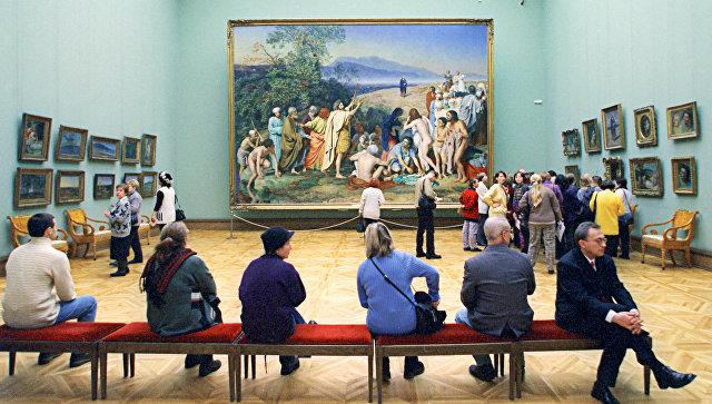 Шедевры из постоянной экспозиции Третьяковки покажут в Музеях Ватикана