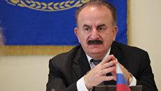 Ректор Донского государственного технического университета (ДГТУ) Бесарион Месхи