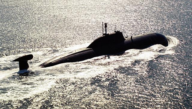 Церемония передачи Индии АПЛ Нерпа прошла на Тихоокеанском флоте