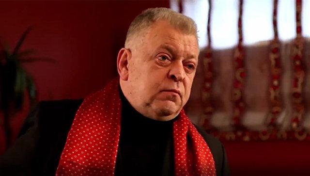 Умер советский актер Арунас Сторпирштис