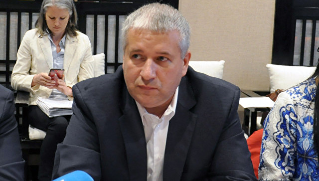 Исполняющим обязанности главы Госфильмофонда назначили Сергея Алексеева