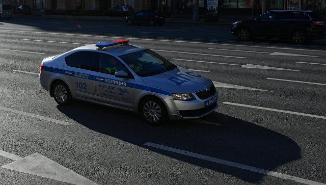 В окрестностях Уфы столкнулись около десяти машин