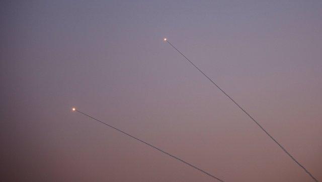 Обмен ракетными ударами между Израилем и сектором Газа. 14 ноября 2018