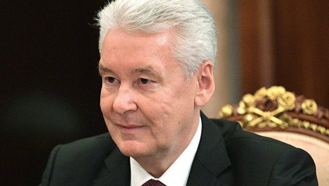 Собянин рассказал о плюсах налога для самозанятых