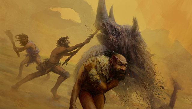 """Неандертальцы не были безрассудными """"берсерками"""", выяснили ученые"""