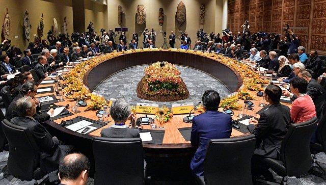 На саммите АТЭС Южная Корея предложила создать фонд цифровой экономики