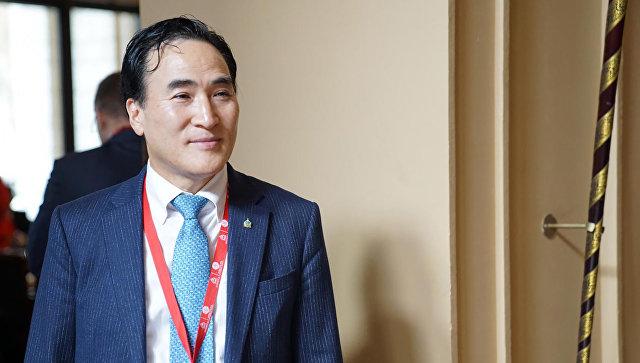 Новый президент Интерпола Ким Чон Ян