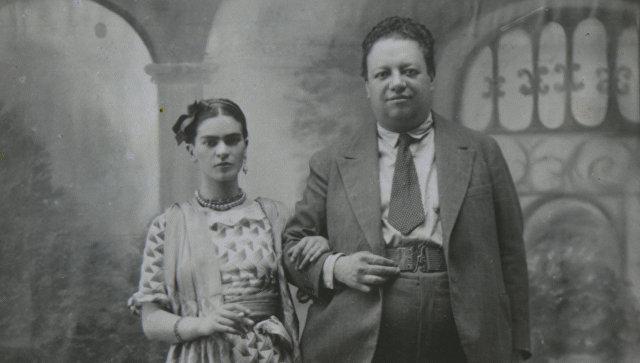 Кибовский оценил выставку работ Фриды Кало и Диего Риверы