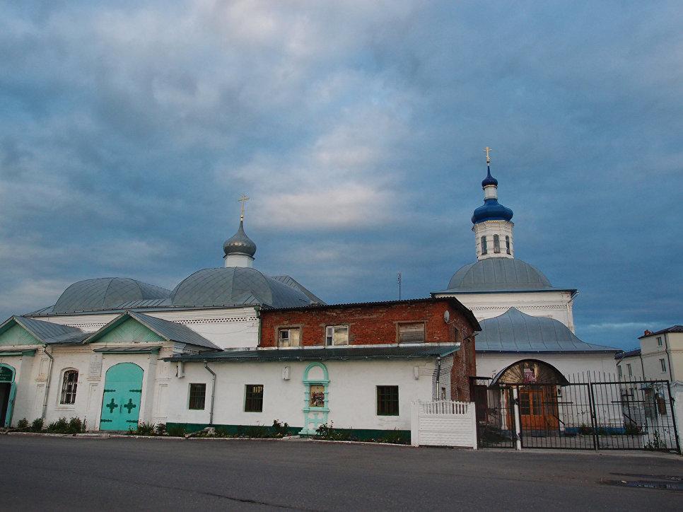Никоновский монастырь