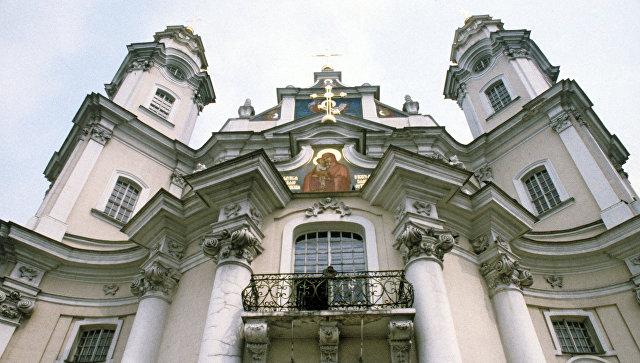 Почаевская Успенская лавра. Архивное фото