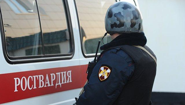 В Краснодаре неизвестный открыл огонь по сотрудникам Росгвардии