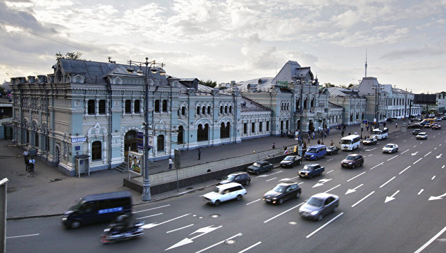 """В Москве из-за ложного звонка о """"минировании"""" эвакуировали Рижский вокзал"""