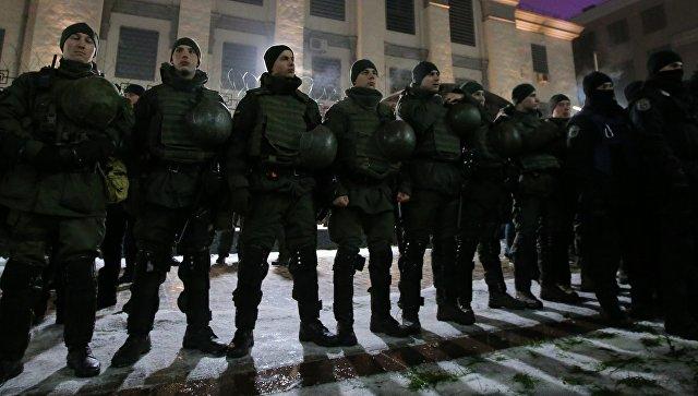 Милиция  Украины переходит наусиленный вариант несения службы 3