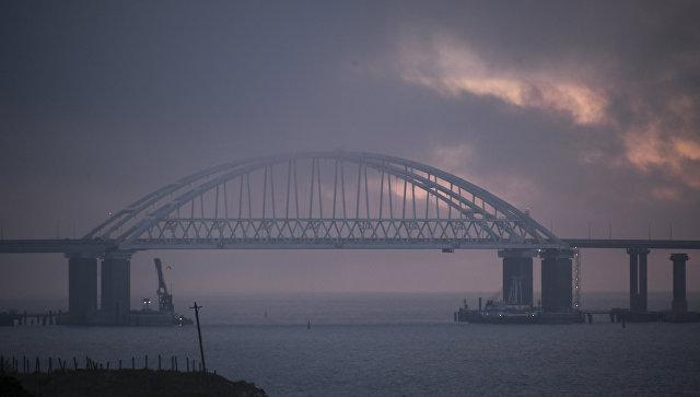 Эксперт рассказал, кто выиграл от строительства Крымского моста