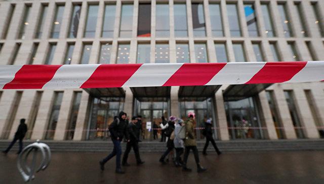 Сообщения о минировании ряда ТЦ в Москве оказались ложными