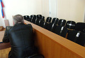 Места для присяжных заседателей