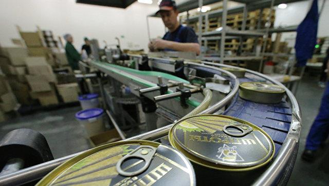Калининградские переработчики шпрот рассказали о росте объемов производства