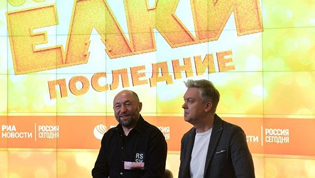 """Режиссер Бекмамбетов рассказал о продолжении проекта """"Елки"""""""