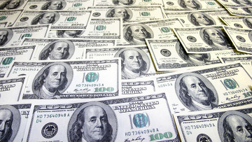 Доллары США. Архив