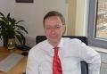 Глава Российско-германской внешнеторговой палаты Михаэль Хармс