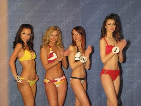 Мисс русская краса зарубежья-2009