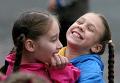 Праздник во Владивостоке, посвященный Дню защиты детей