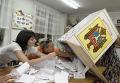 Досрочные парламентские выборы в Молдавии