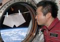 Японский астронавт два месяца тестировал на МКС высокотехнологичные огнеупорные трусы