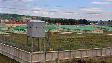 Российская военная база в Цхинвали. Архивное фото