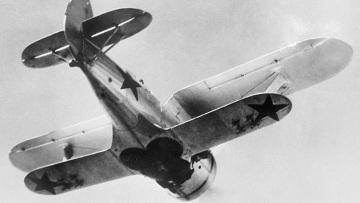 Самолет И-153 «Чайка»